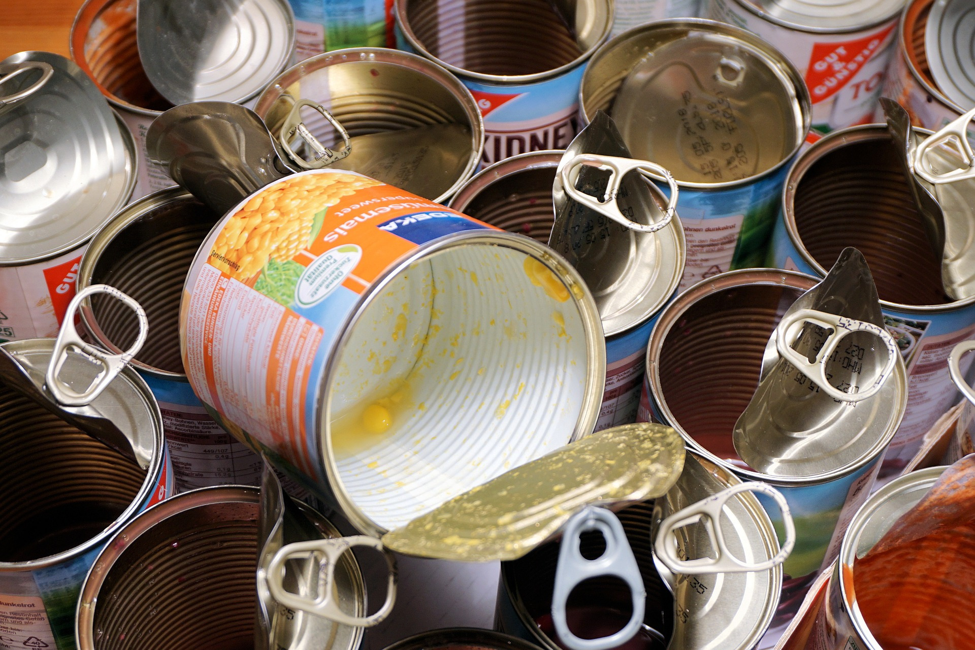 Maybe That Bpa In Your Canned Food Isnt >> Canned Goods Become A Toxic Chemical Tracker
